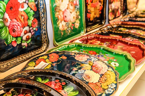 Russian souvenirs - online shop