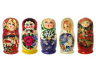 1a2a92c9c9a4c Где купить матрешку недорого магазины в Москве, Санкт-Петербурге и ...