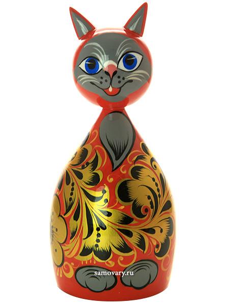 """Детская игрушка """"Кот"""" Хохлома от 1 290 руб"""