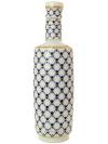 Графин фарфоровый форма Цилиндрический, рисунок Кобальтовая сетка, Императорский фарфоровый заводФарфоровый графин со знаименитой роспиью ЛФЗ.<br>