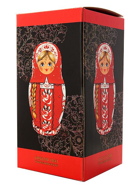 Подарочная упаковка для матрешек