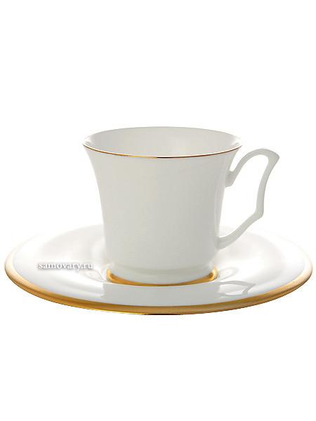 Императорский сервиз кофейный форма
