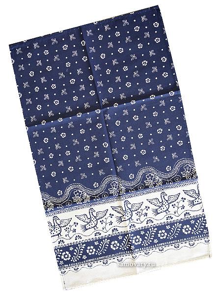Полотенце Артель, синее без кружева,45х75, АртельРазмер полотенца - 45*75 см. &#13;<br>Хлопок 100%. 1 Сорт.<br>