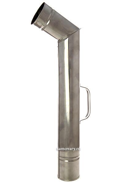 Труба для самовара из нержавеющей сталиАксессуар для работы самовара.<br>