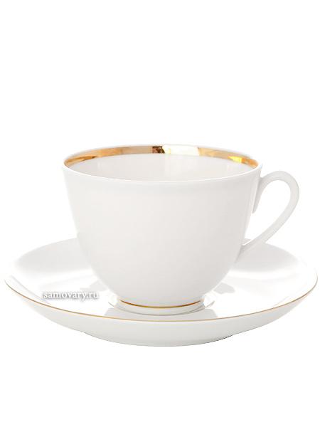 Сервиз чайный на 6 персон форма Весенняя, рисунок Белоснежка 6/20, Императорский фарфоровый завод (ЛФЗ)Сервиз чайный из 20 предметов: 6 чайных пар, чайник заварочный, сахарница и 6 десертных тарелок.<br>