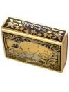 Футляр для спичек с гравюрой Два медведя ЗлатоустФутляр для спичек позолоченный с гравюрой.&#13;<br>Ручная работа.<br>