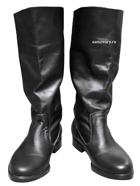 Кожаные сапоги хромовые 43-46 размерыСапоги из хромовой кожи.&#13;<br>Размеры 43,44,45,46.<br>