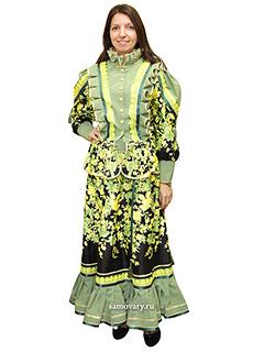 Казачий женский костюм с доставкой