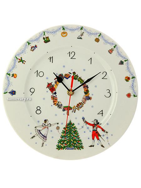 Часы Щелкунчик в подарочной упаковке Императорский фарфоровый завод