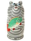 Набор матрешек Кот серый, серия Животные, арт. 594Набор из 5 штук.&#13;<br>Высота - 16,5 см.<br>