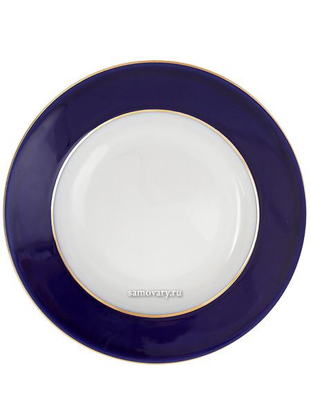 Тарелка глубокая 225 мм, форма Европейская, рисунок Классика Петербурга, Императорский фарфоровый заводГлубокая фарфоровая тарелка<br>Диаметр - 225 мм.<br>